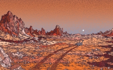 [Mars 2020] Destination Mars : guidebook n°3