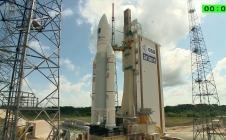 [Vidéo] #Proxima - Amarrage à l'ISS en direct