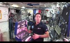 "Thomas Pesquet lance l'opération jeunesse ""EXO-ISS"""