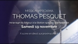 #Proxima - Amarrage à l'ISS en direct