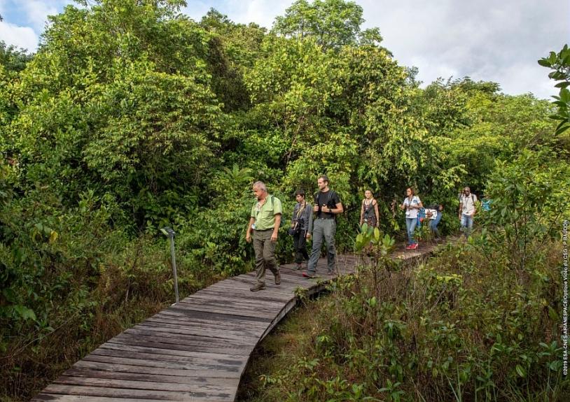 Des engagements importants sur la biodiversité.